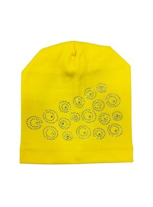 - Yellow - Girls` Hat