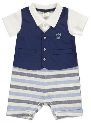 Navy Blue - Overall