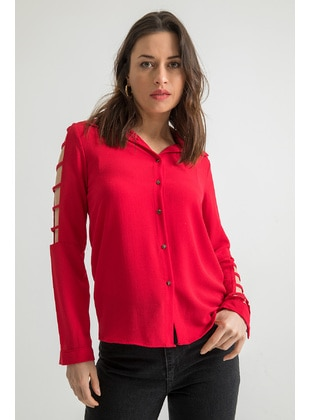 Red - Blouses