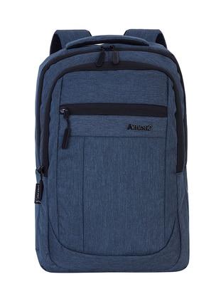 Blue - Backpack - School Bags