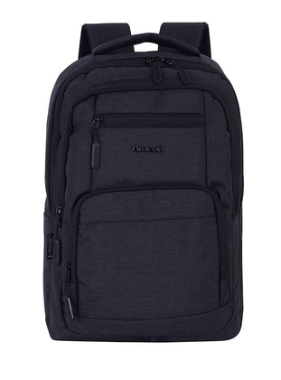 Black - Backpack - School Bags - GNC DESIGN
