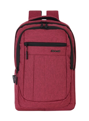 Red - Cherry - Backpack - School Bags - GNC DESIGN