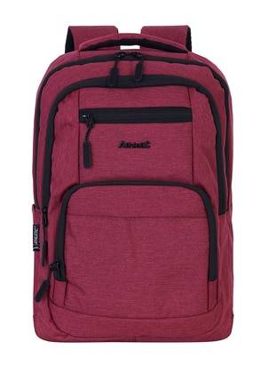 Pink - Cherry - Backpack - School Bags - GNC DESIGN