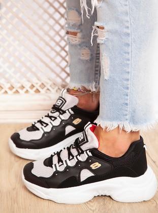 Smoke - Black - Sport - Sports Shoes