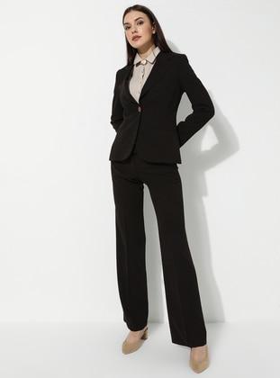 Brown - Suit
