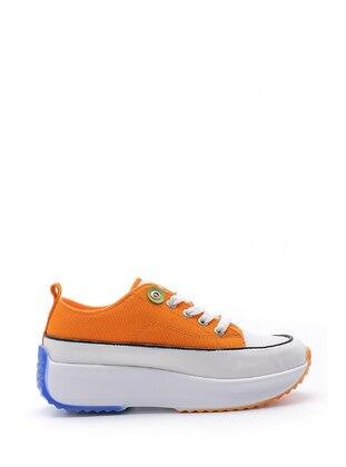 Orange - Sports Shoes