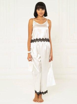 Ecru - Pyjama Set