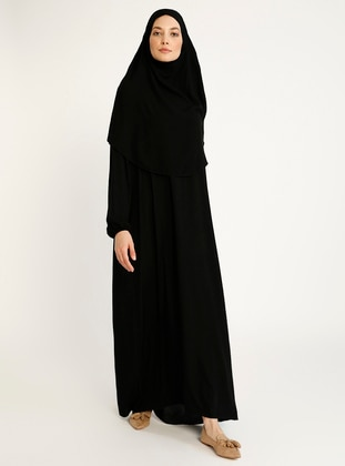 Black - Prayer Clothes
