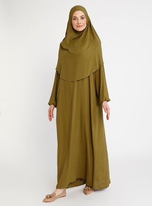 Olive Green - Prayer Clothes