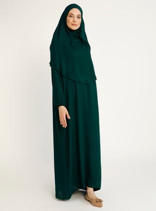 Emerald - Prayer Clothes - Ginezza