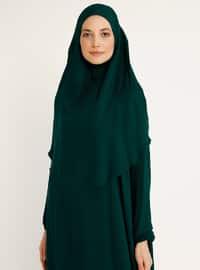 Zümrüt Yeşili - Namaz kıyafeti