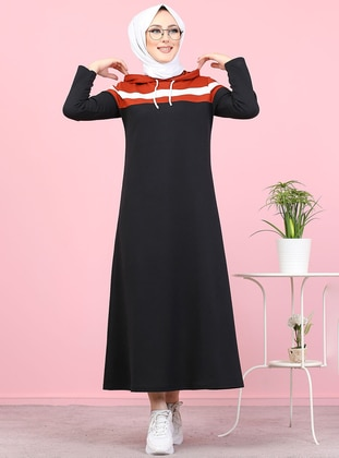 Terra Cotta - Unlined - - Dress - Sports