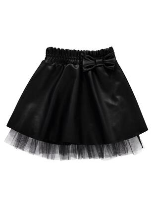 Black - Baby Skirt - Civil