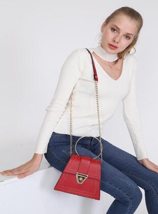 Red - Shoulder Bags