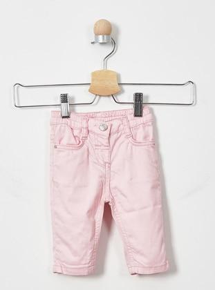 - Pink - Baby Pants