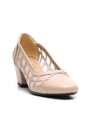 Cream - High Heel - Heels
