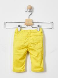 - Yellow - Baby Pants