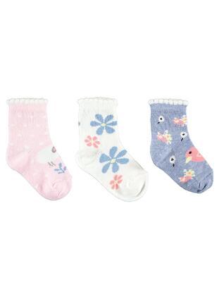 Pink - Socks - Civil