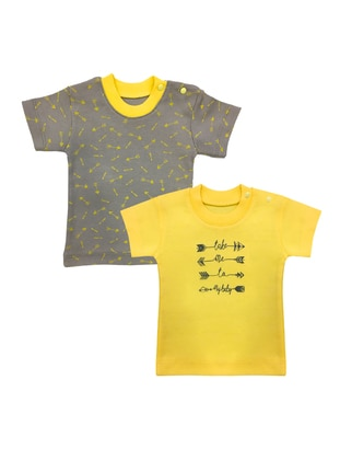 Yellow - baby t-shirts