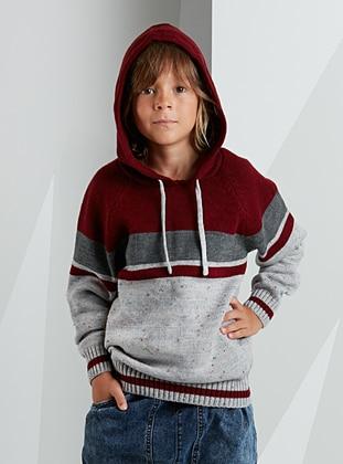 Multi - Boys` Pullover - Mushi