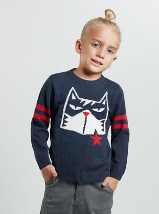 Multi - Boys` Pullover