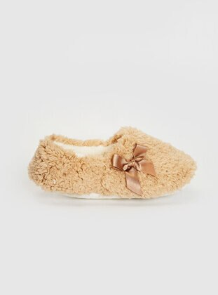 Beige - Home Shoes