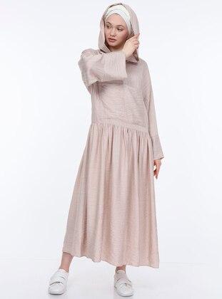 Stone - Stripe - Unlined -  - Dress