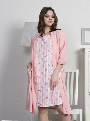 Multi - Morning Robe