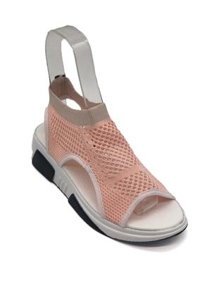 Salmon - Sandal - Sandal