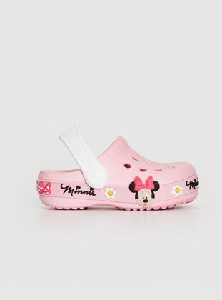 Pink - Baby Shoes