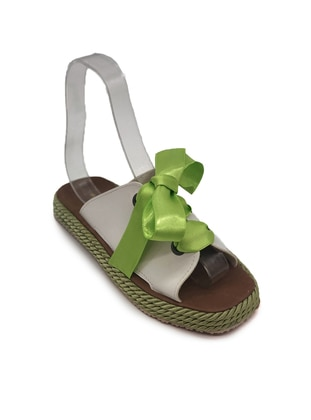 Green - Sandal - Slippers