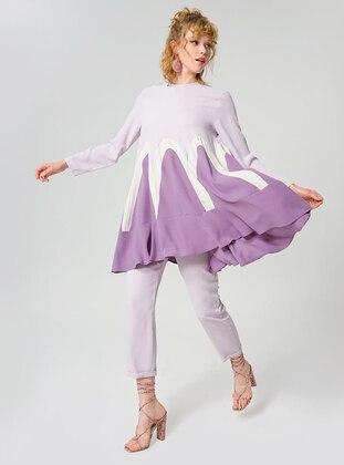 Lilac - Suit