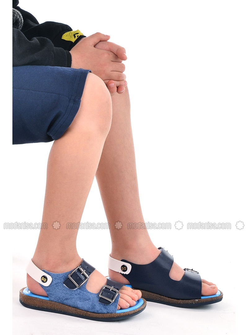 Multi - Boys` Sandals