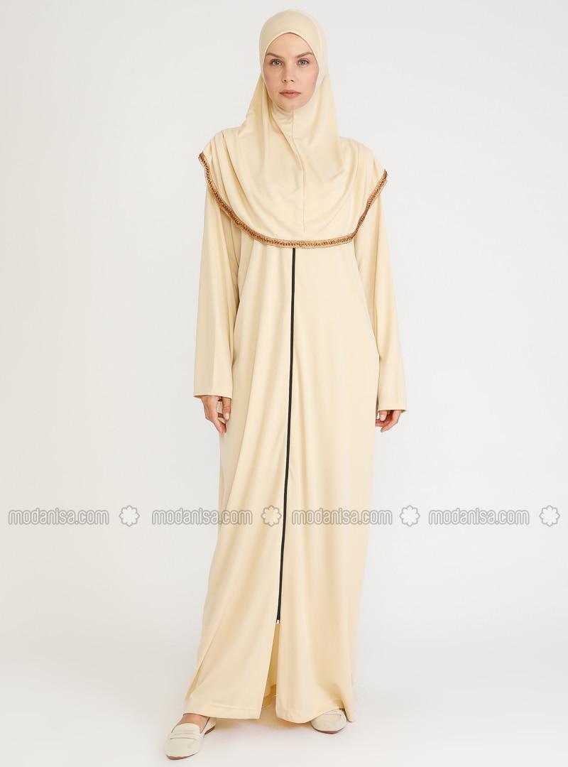 Stone - Unlined - - Prayer Clothes - Hal-i Niyaz