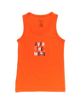 Orange -  - Undershirt