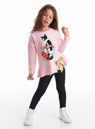 Pink - Girls` Tunic