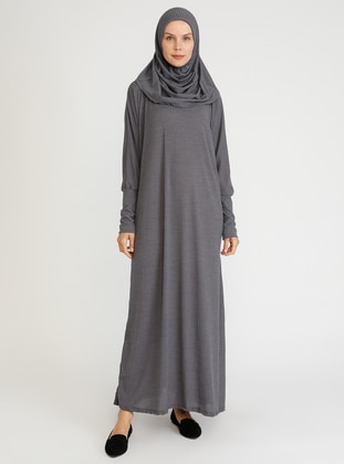 Anthracite - Unlined - Viscose - Prayer Clothes
