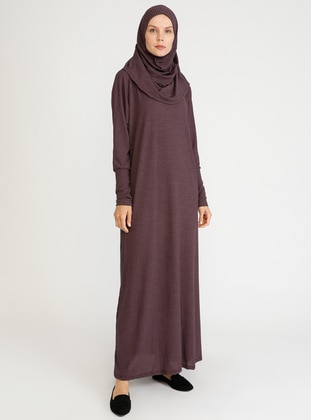 Plum - Unlined - Viscose - Prayer Clothes