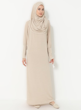 Nude - Unlined - Viscose - Prayer Clothes