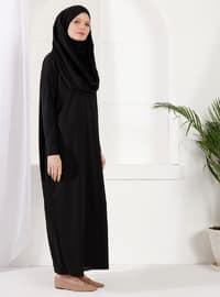 Siyah - - Namaz kıyafeti