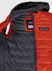 Orange - Boys` Jacket