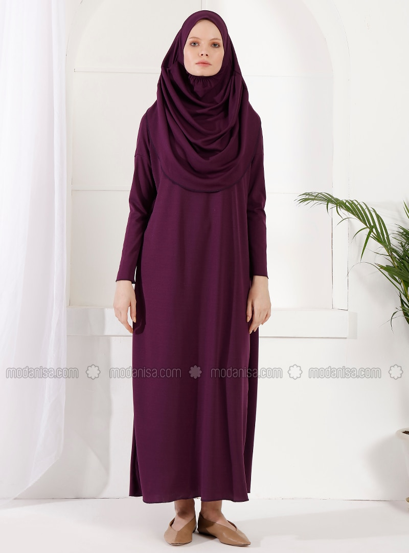 Plum - Prayer Clothes