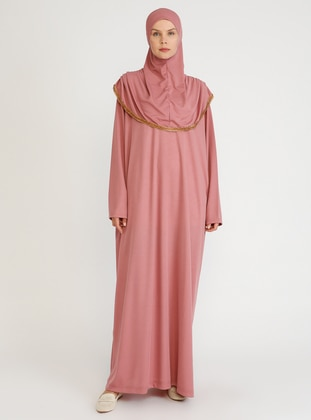 Dusty Rose - Unlined -  - Prayer Clothes