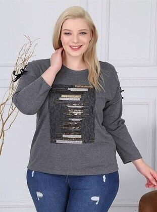 Smoke - Plus Size Sweatshirts - RMG XXL