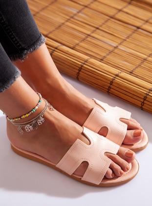Powder - Sandal - Slippers - Ayakkabı Havuzu