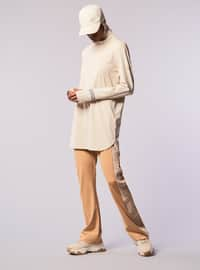 Stone - Polo neck - Tracksuit Top
