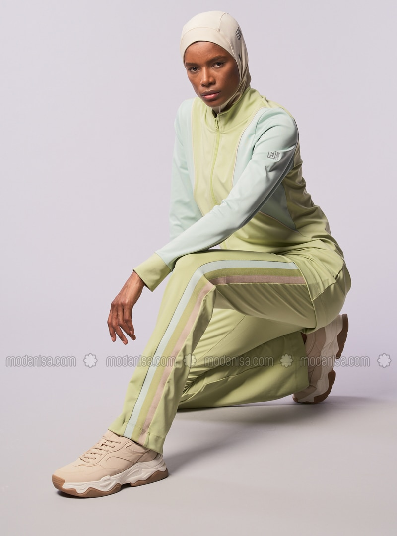 Mint - Sea-green - Green - Sweatpants