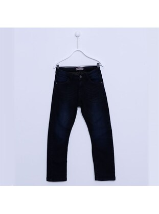 Anthracite - Boys` Pants