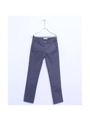 Gray - Boys` Pants