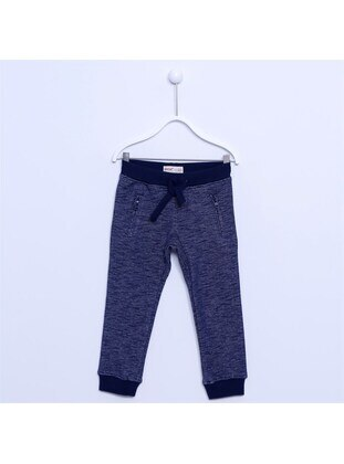 Navy Blue - Boys` Tracksuit